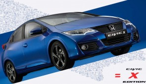 Honda Civic X Edition