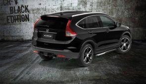 Honda CR-V Black Edition