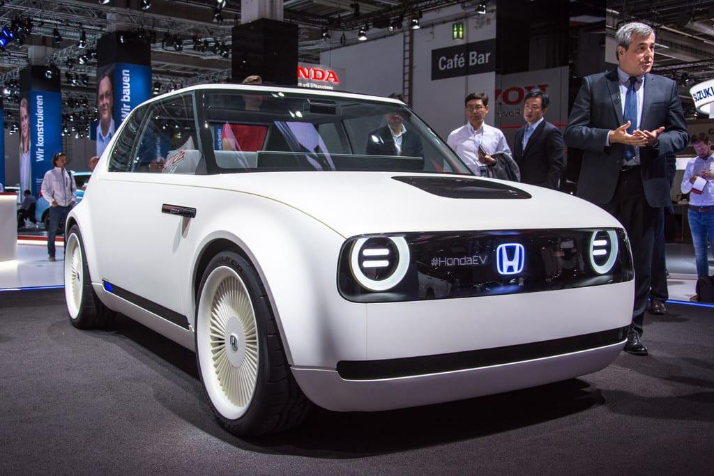 Brutale Honda Urban EV Concept gaat écht komen (in aangepaste vorm ...