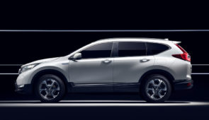 Honda CR-V Hybrid heeft 184 pk