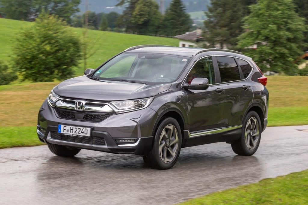 Honda Prijst Nieuwe Cr V Auto Kraaiven Auto Herven