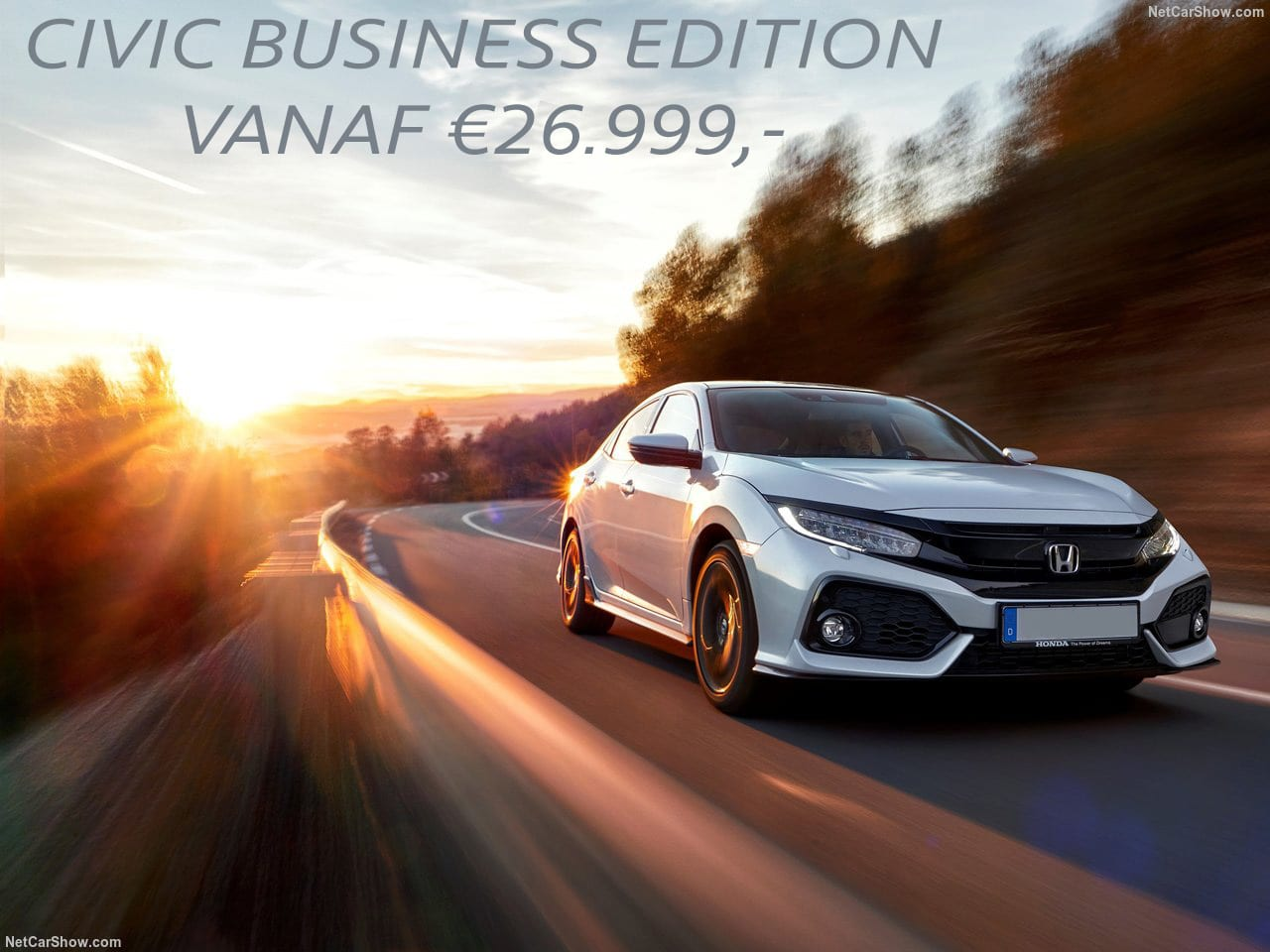 Honda Civic Business Edition
