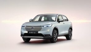 De nieuwe Honda HR-V e:HEV